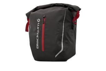 (Black) - Blackburn Barrier Pannier Bag