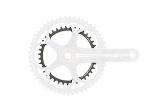 (39T x 135mm BCD, Black) - Campagnolo 11-Speed Road Bicycle Chainring - 135mm BCD