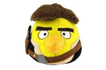 Angry Birds Star Wars 13cm Plush - Han Salo