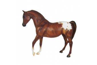 (Chestnut Appaloosa) - Breyer B937 Classics 1:12 Scale Chestnut Appaloosa Horse