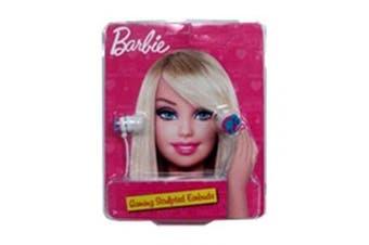 Barbie Silhouette Earbuds w/ MIC - Pink (11259)