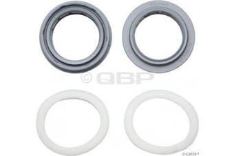 (1, Grey) - RockShox 32mm Tora/2009-Current Reba/Recon/Revelation/2009-Current SID Dust Seal/Foam Ring Kit