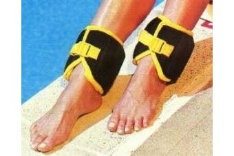 (One Size) - Aqua Power Ankle Swim Weights, 2.3kg. Set