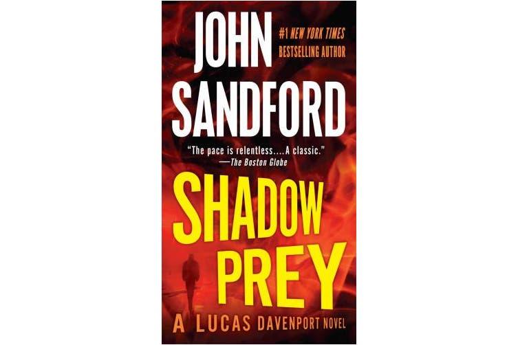 Shadow Prey (Lucas Davenport Mysteries)