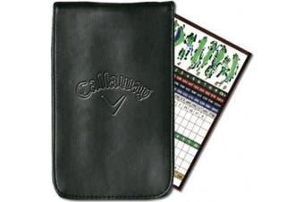 Callaway Golf Scorecard Holder One Size Black