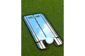 (Оne Расk) - EyeLine Golf Genuine Putting Alignment Mirror