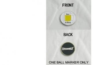 Beer Is Good Double Sided Ball Marker