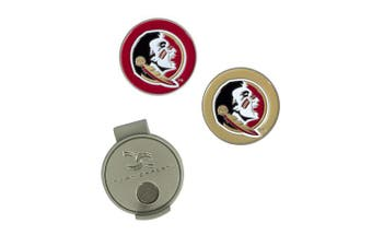 (Florida State Seminoles) - Florida State Seminoles Hat Clip and Ball Markers
