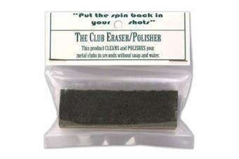 Club Eraser Golf Club Head Cleaner Remove Nicks NEW