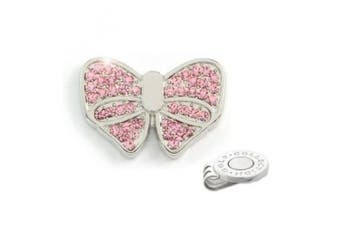 Elixir Golf Butterfly Crystal Golf Ball Marker with Hat Clip