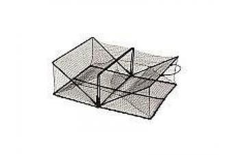 Promar Collapsible Crawfish / Crab Trap 61cm x45.7cm x20.3cm - American Maple Inc TR-101, Fishing Accessories