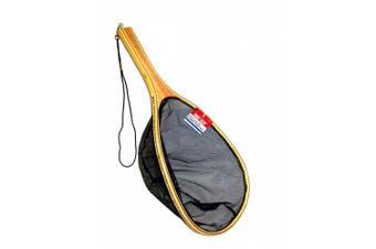 (15 x 28cm  x 23cm ) - Eagle Claw Trout Net Classic Bamboo (15 x 28cm x 23cm )