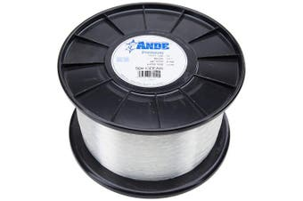 (36kg) - Ande Premium 0.5kg Clear 80# Test aprox 600yd - Ande Inc PC00010080, Fishing Line