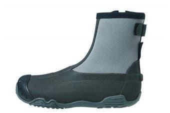 (11, Gray) - Caddis Northern Guide Grip Sole Neoprene Wading Shoe, 11