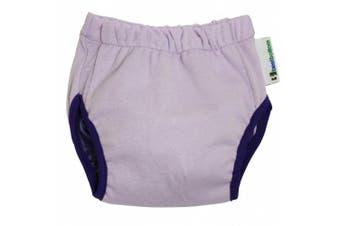 (Small, Grape) - Best Bottom Training Pants, Grape, Small