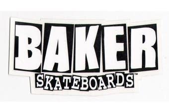 Baker Skateboards Skateboard Sticker - skate board sk8 skating skateboarding new