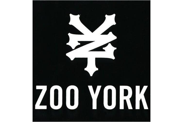 Zoo York Sticker - Skateboard BMX Hip Hop Street NYC