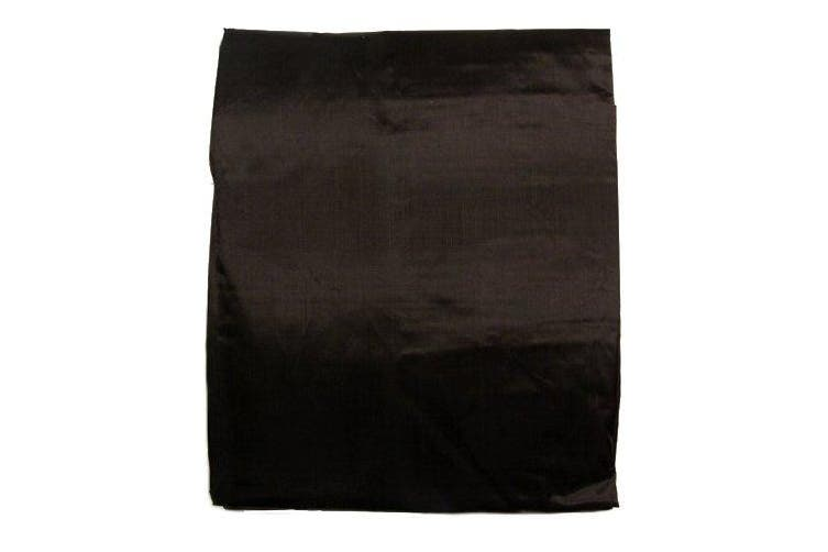 (Black) - 8 - Foot Rip Resistant Pool Table Billiard Cover, Several Colours Available