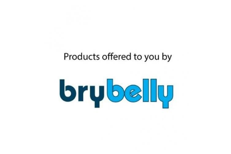 Single Vivid Silver Aluminium Drop-In Cup Holder by Brybelly