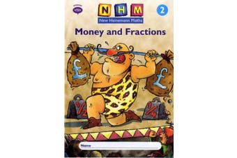 New Heinemann Maths Year 2, Money and Fractions Activity Book (pack of 8)