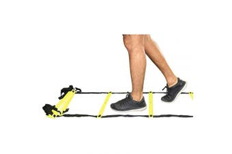 (4.6m) - Amber Sporting Goods AL-15 Speed Agility Ladder 15ft