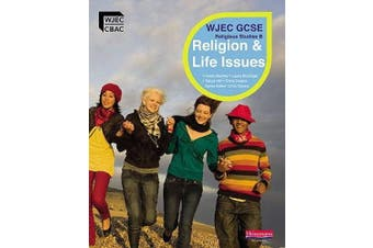 WJEC GCSE Religious Studies B Unit 1: Religion & Life Issues Student Book with ActiveBk CD (WJEC GCSE Religious Studies)