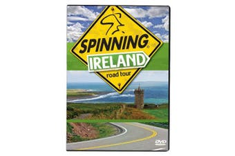 Spinning Ireland Road Tour Indoor Cycling DVD - Multicoloured