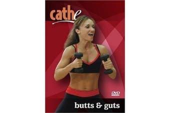 Cathe Friedrich's Butts & Guts DVD *
