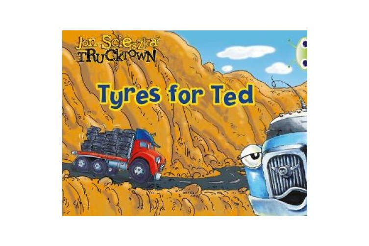 Trucktown: Tyres for Ted: BC Lilac Trucktown: Tyres for Ted Lilac (BUG CLUB)
