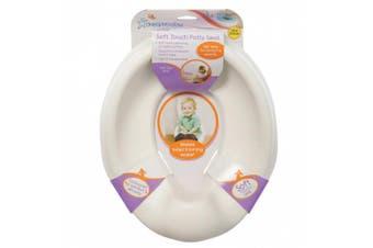 (White) - Dream Baby L677 Soft Potty Seat - White