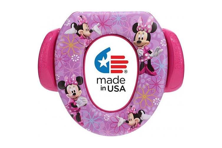 """(Disney - Minnie Mouse - Bowtique) - Disney Minnie Mouse""""Bowtique"""" Soft Potty Seat, Purple"""