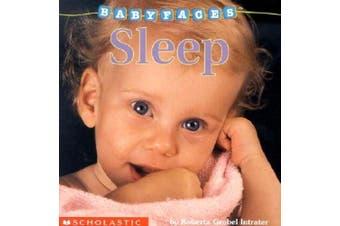 Baby Faces: Sleep [Board book]