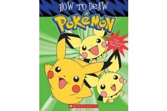 How to Draw Pokemon (Pokemon)