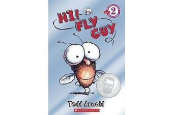 Hi! Fly Guy: Scholastic Reader Level 2