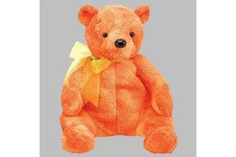 TY Beanie Buddy - TANGERINE the Bear