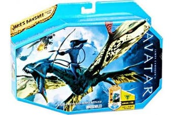 James Cameron's Avatar Movie Creature Toy Figure Jake's Banshee