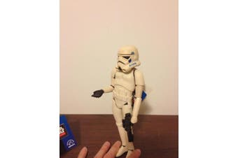 Star Wars Classic Collector Series 25cm Han Solo in Stormtrooper Disguise Vinyl Doll