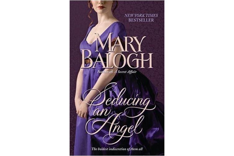 Seducing an Angel (Huxtable Quintent)