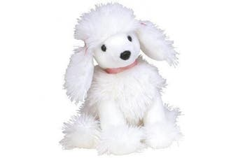 TY~L'AMORE THE WHITE POODLE BEANIE BABY RARE