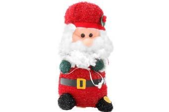 Animated Dancing Santa Claus