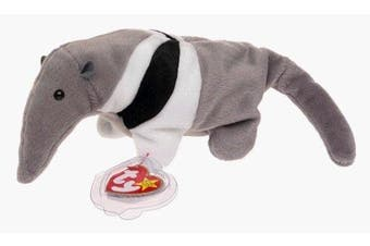 Ty Beanie Babies - Ants the Anteater with Grey and Black Colours [Toy]
