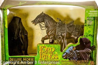 Lord of the Rings Ringwraith and Horse