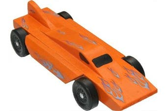 Hydro Pre-cut Pinewood Derby Car