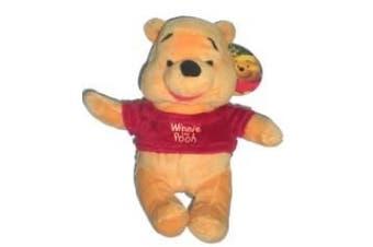 winnie the pooh disney clubhouse bean plush animals