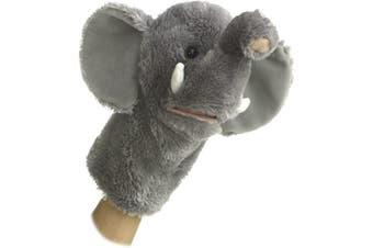(Elephant) - Aurora - Hand Puppet - 25cm Elephant