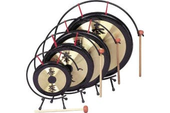 Rhythm Band Oriental Table Gongs 36cm Gong Rb1073