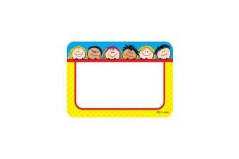 Creative Teaching Press Smiling Stick Kids Name Tags