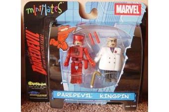 Marvel Minimates Daredevil and Kingpin Series 1