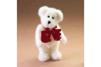 Adora U. Bear by Boyds Bears 20cm Plush Bear (Bears from the Heart Thinkin of Ya Collection)