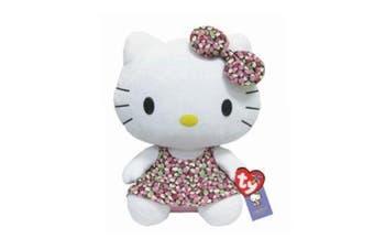 TY Beanie Baby - HELLO KITTY ( LIBERTY ) (UK Exclusive)